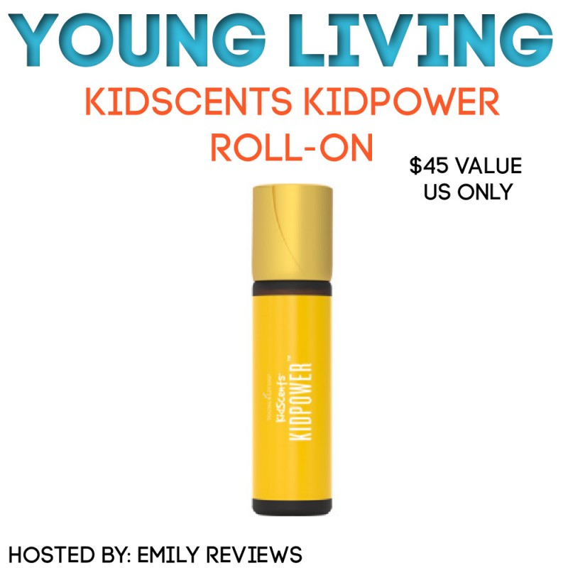 Young Living KidScents KidPower Roll-On Giveaway