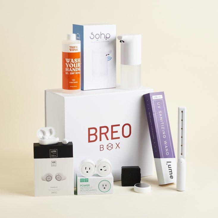 breo box