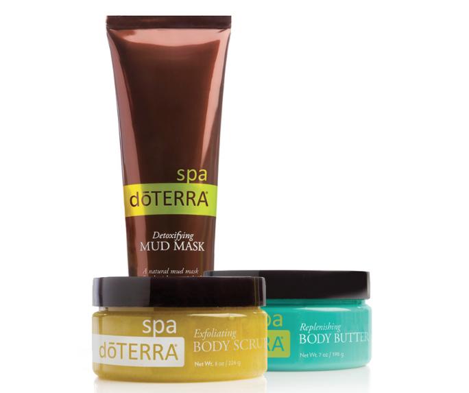 dōTERRA Spa Luxury Kit