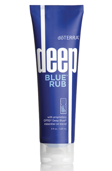 doTERRA Deep Blue® Rub