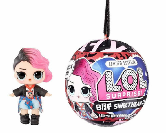 L.O.L. Surprise! BFF Sweethearts Supreme