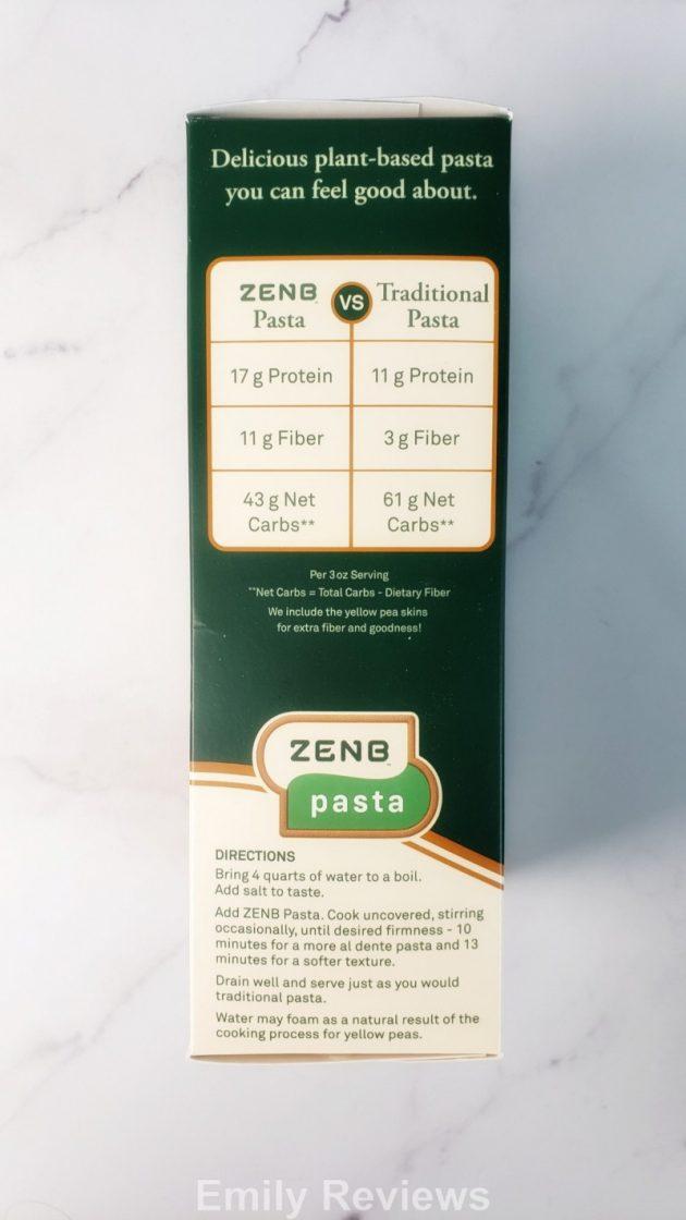 Low-carb pasta, Gluten-free pasta, Vegan pasta