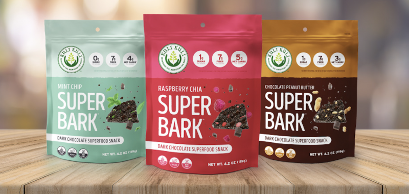 dark chocolate SuperBark