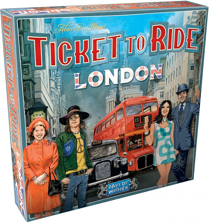 Ticket to Ride- London