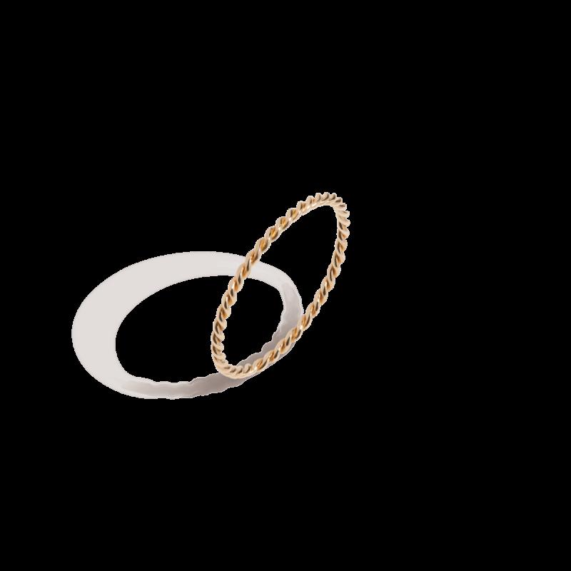 aurate pinky rings