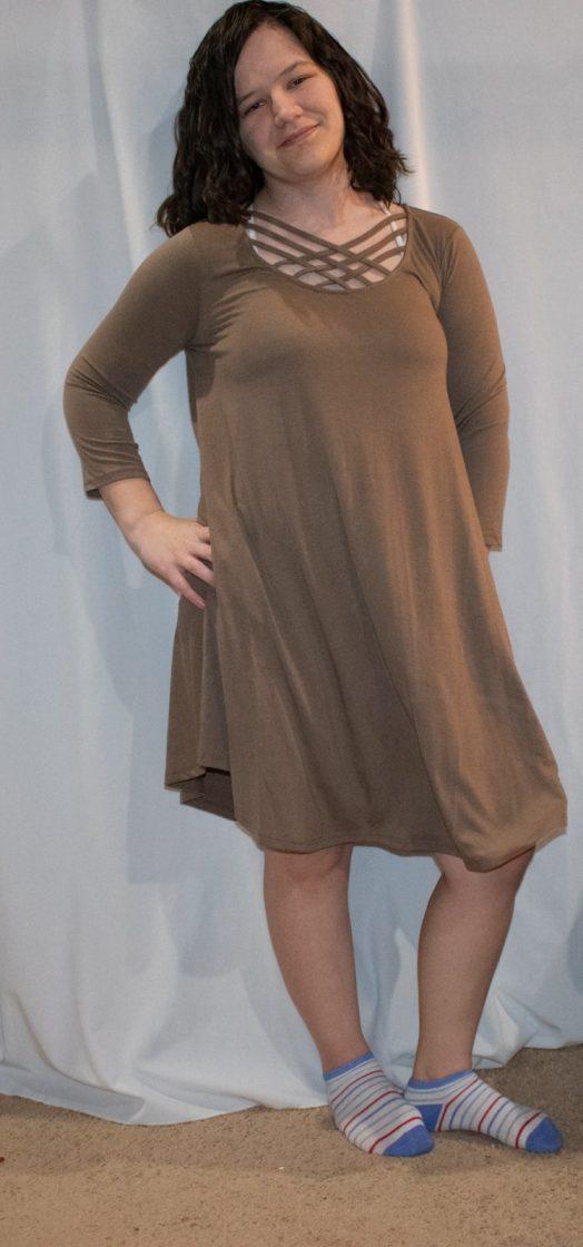 nadine west 2021 dress