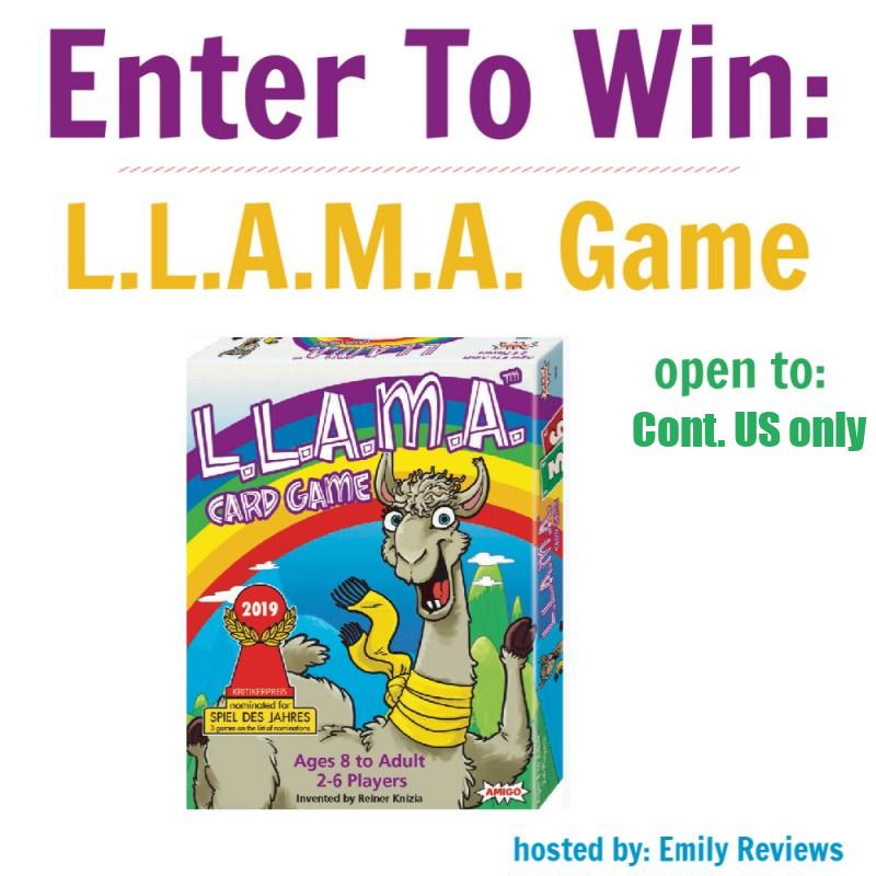 Amigo Games Giveaway