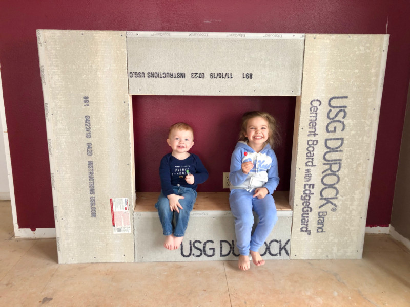 5 Tips For Surviving A Remodel With Small Children