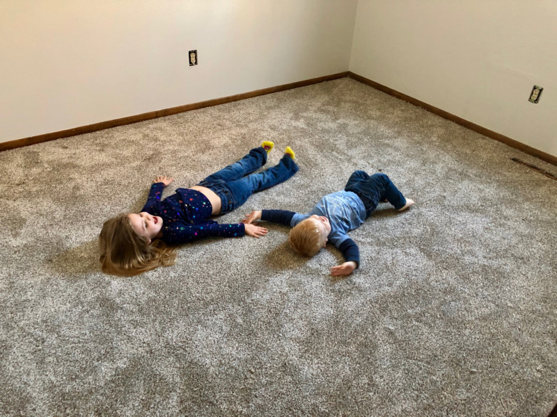 5 Tips For Surviving A Remodel With Little Children