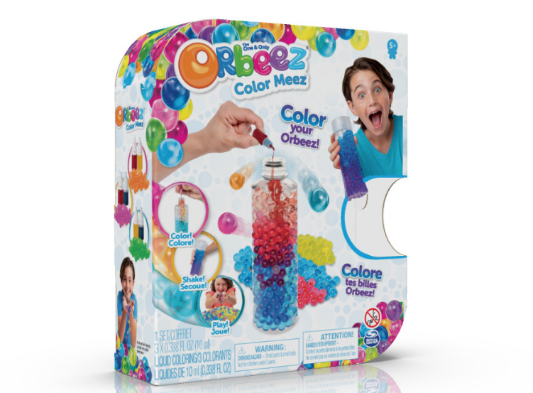 Orbeez Color Meez Activity Kit