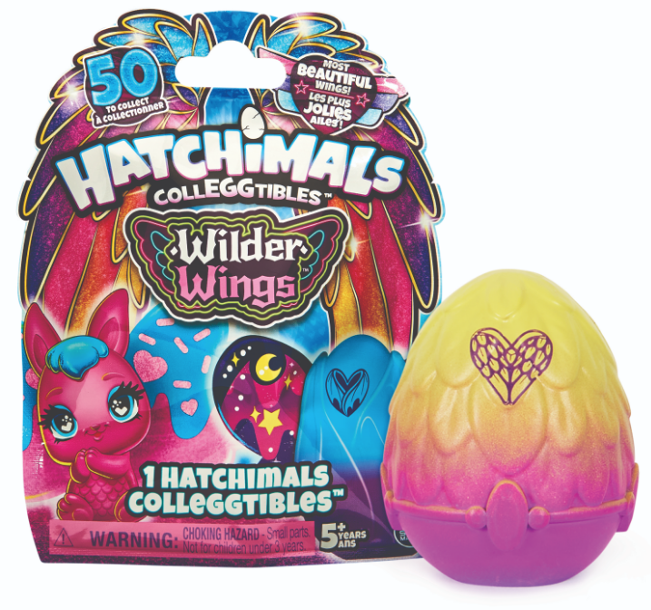 Hatchimals Colleggtibles Wilder Wings