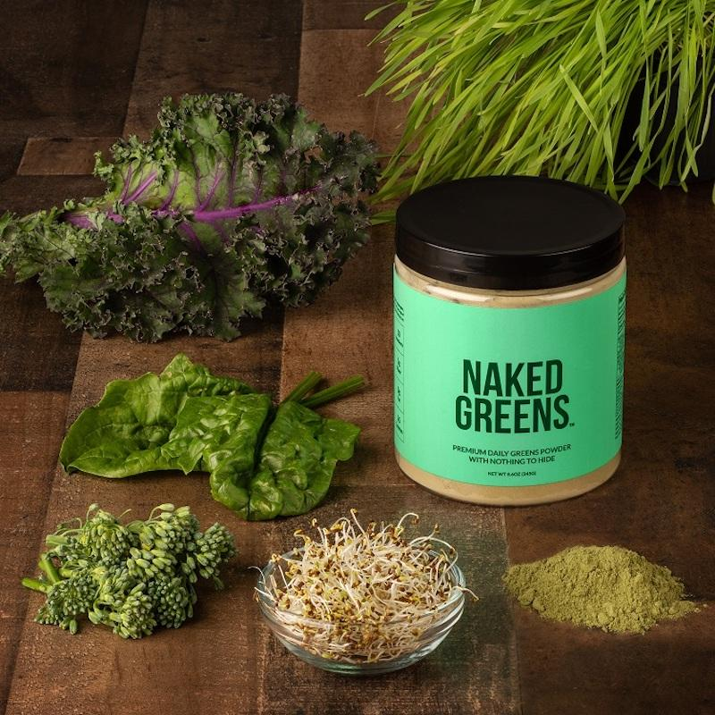 Naked Greens powder from Naked Nutrition