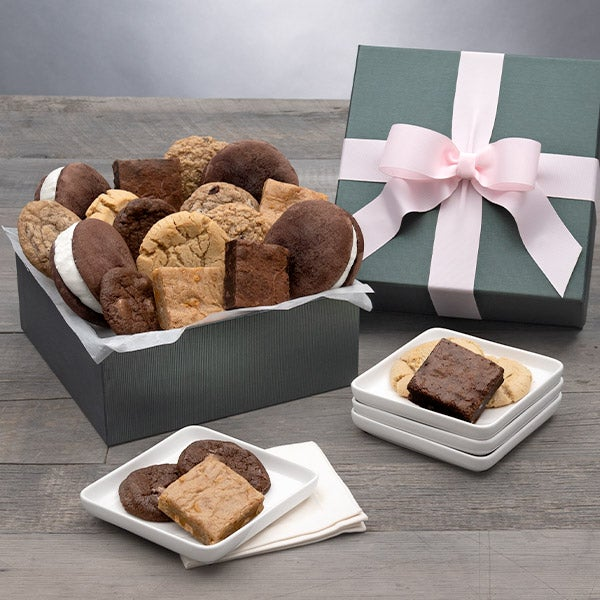 Mother's day gift basket from gourmet gift baskets