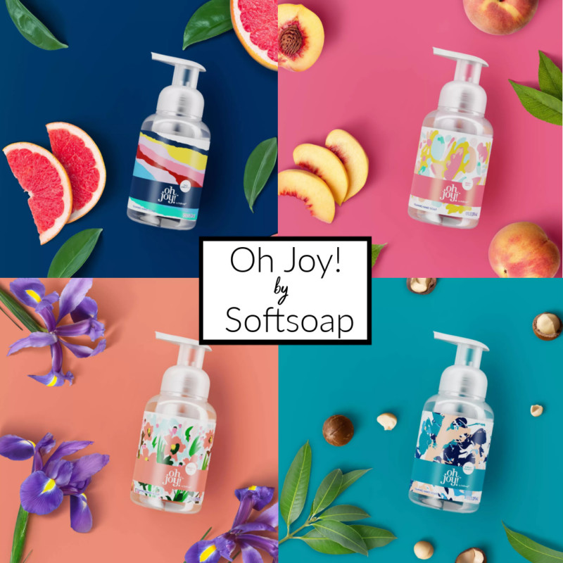 Oh Joy! Collection - By Softsoap