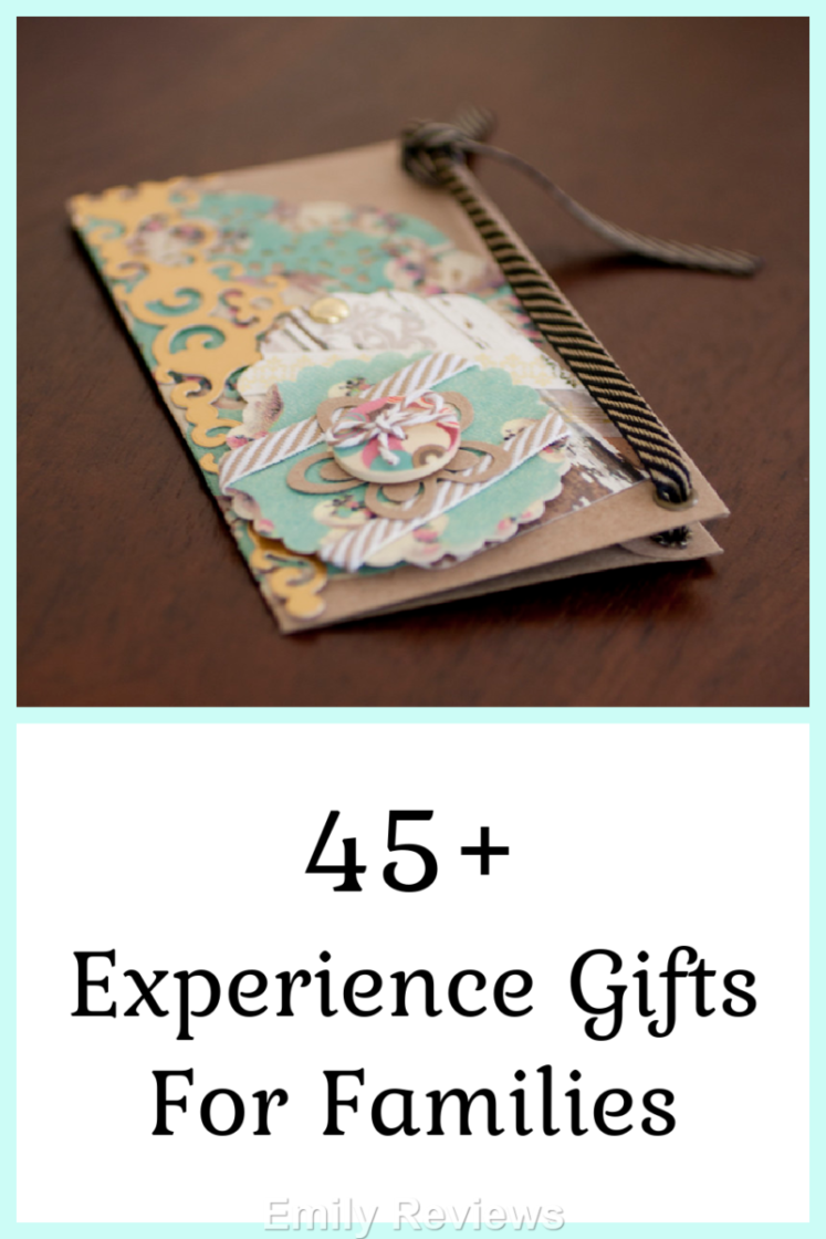 Family Fun, Family Outing, Kids Gifts, Teen Gifts, Adult Gifts, Experience Gifts
