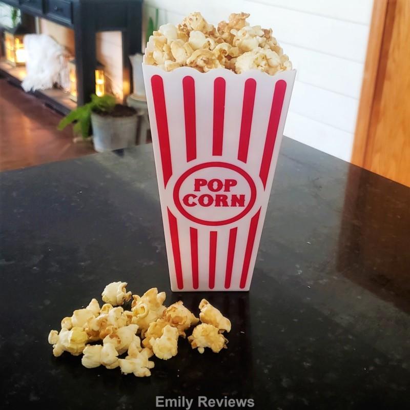Recipe for Sugar-Free Caramel Corn