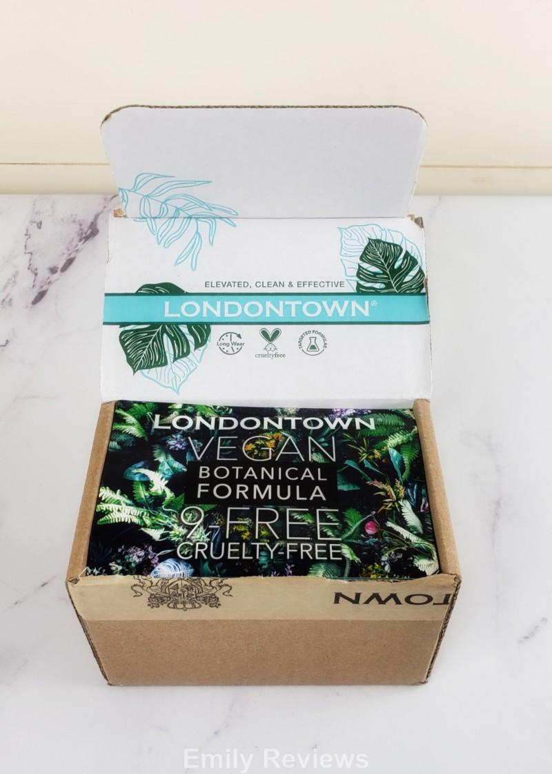 Londontown USA, Nail Polish, Cruelty Free, Vegan Nail Polish, Botanical Nail Polish, Manicure, Pedicure, Emily Reviews
