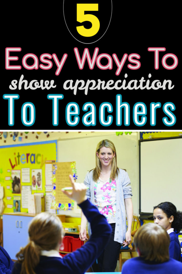 5 Ways To Show Your Appreciation To Teachers + Smart Toys & Games Giveaway!