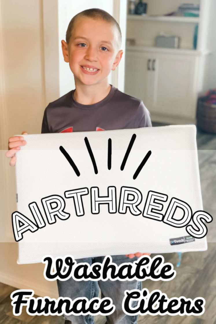 AirThreds Machine Washable Furnace Air Filter Review