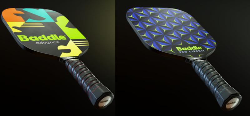 Baddle - PickleBall Paddles
