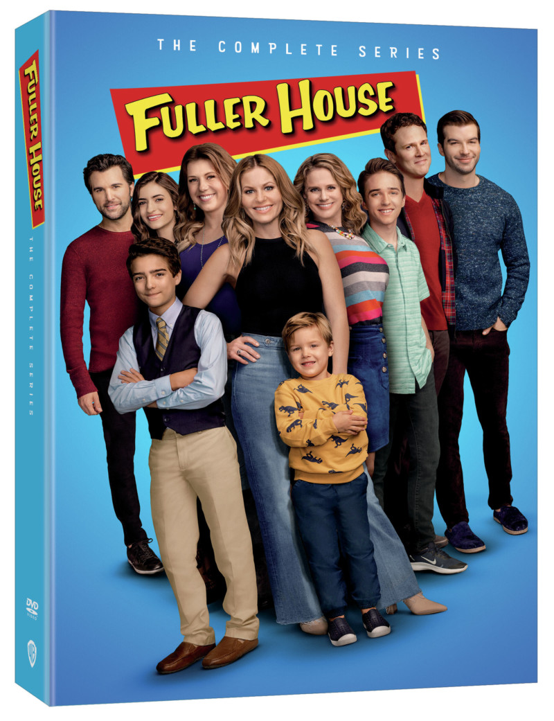 Fuller House: The Fifth & Final Season (Avail. On DVD + Digital on June 8, 2021!)