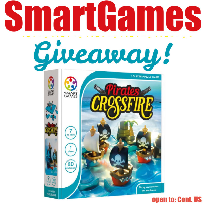 Smart Toys & Games Giveaway