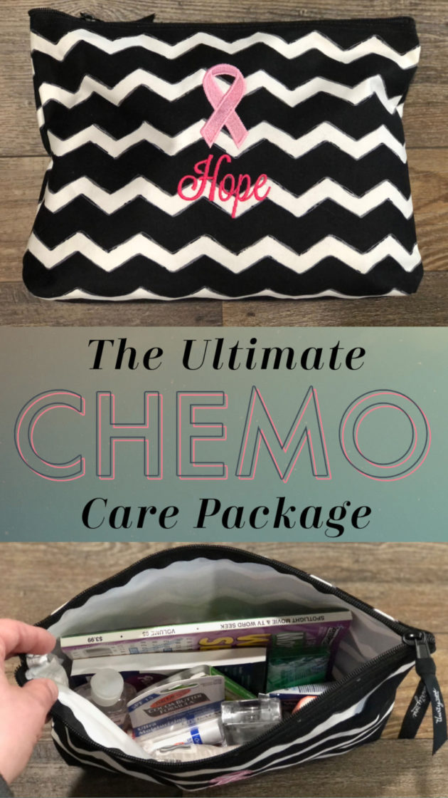 The Ultimate Chemo Care Package