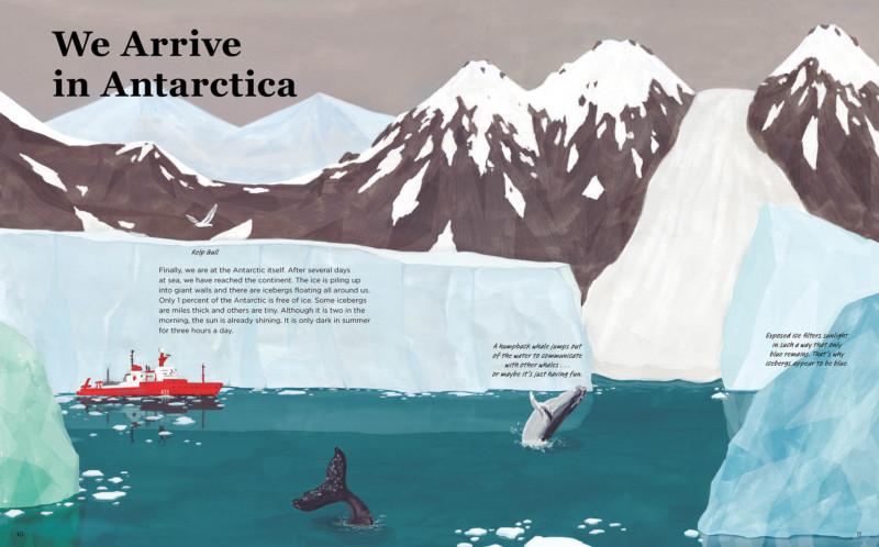 antarctica prestel