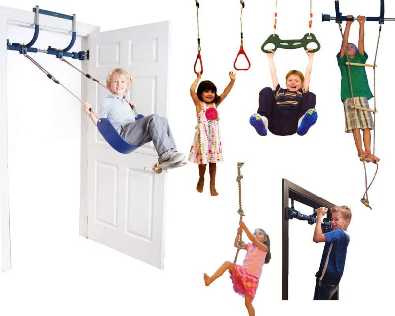 Gym 1 Deluxe Indoor Playground