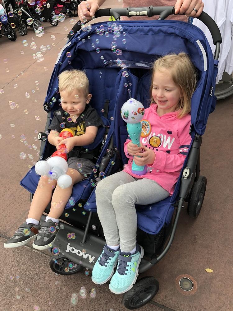 reasons to take toddlers to walt disney world