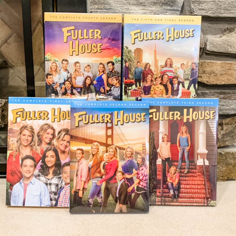 Fuller House - The Fifth & Final Season (Avail. On DVD + Digital on June 8, 2021!) + Giveaway!