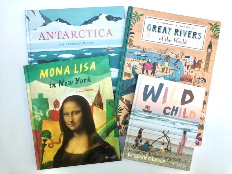 prestel books giveaway