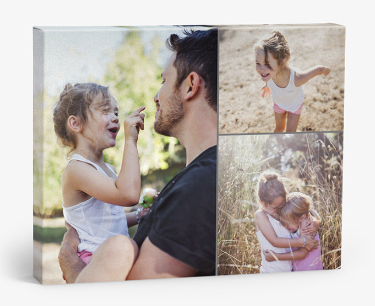 Kodak Collage Canvas Print