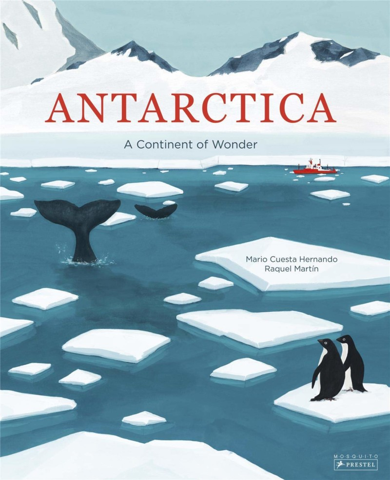 prestel antarctica book