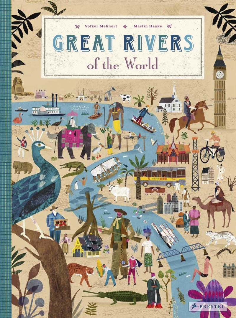 great rivers of the world prestel