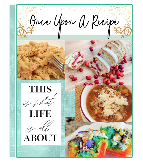 Create Your Own Family Cookbook With Mixbook