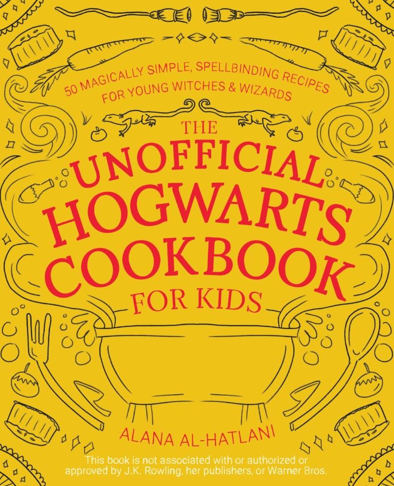 unofficial hogwarts cookbook