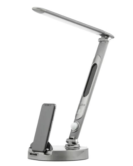 LumiCharge II- All In One LED Desk Lamp & Phone Dock