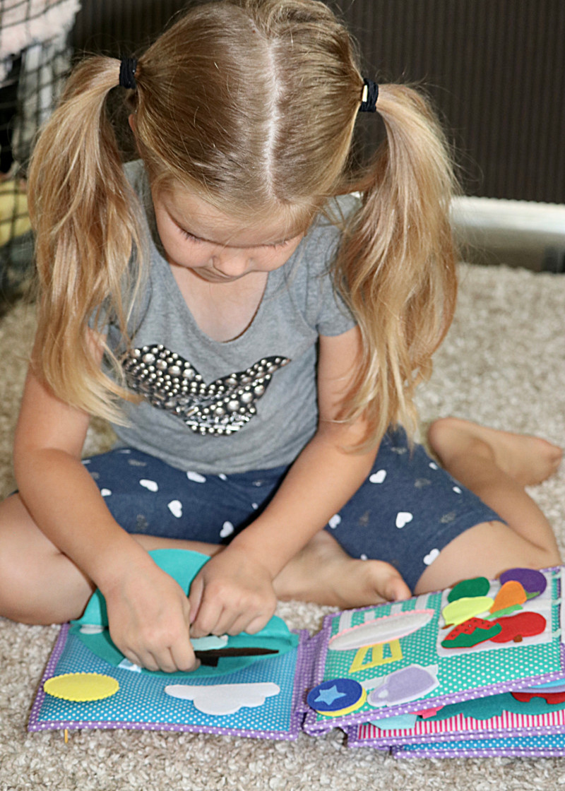 The Best Busy Books From Educating AMY