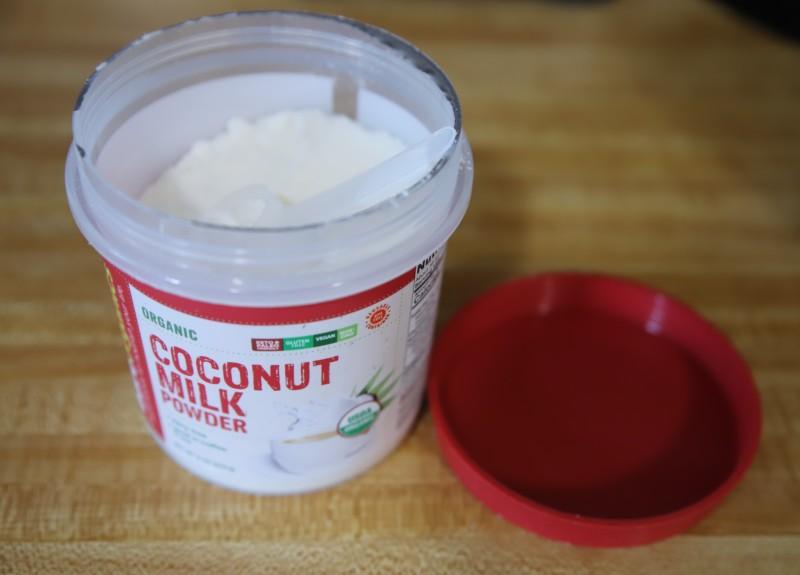 bareorganics coconut milk