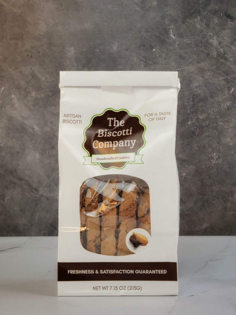 The Biscotti Company, Breakfast, Brunch, Treat, Dessert, Gluten-Free