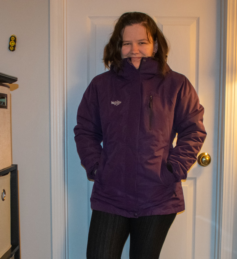 wantdo 3 in 1 jacket review